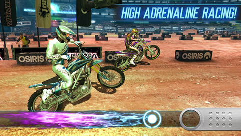 Motocross Meltdown - 1