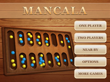 Mancala Deluxe HD - 1