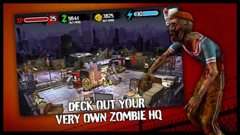 Zombie HQ - 1