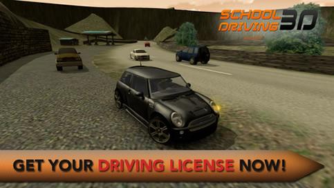 School Driving 3D - 1