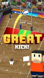 Blocky Rugby - Endless Arcade Runner - 4