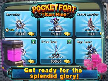 Pocket Fort HD - 5