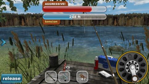 Fishing Paradise 3D Free - 1