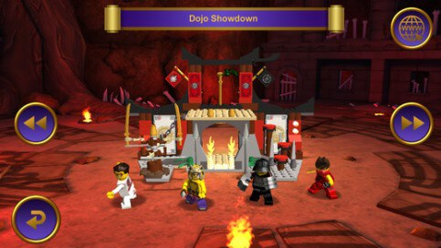 LEGO Ninjago Tournament - 1