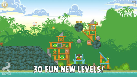 Angry Birds Free - 4