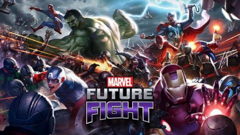 MARVEL Future Fight - 1