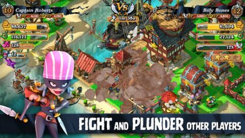 Plunder Pirates - 3