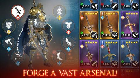 Iron Blade Medieval Legends RPG - 3