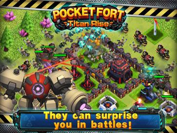 Pocket Fort HD - 3