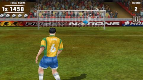 Football Kicks - 1