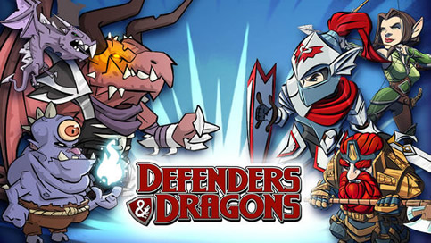 Defenders and Dragons - 1