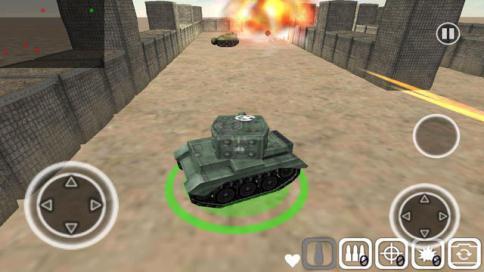 Tank Battle Storm 3D - 2