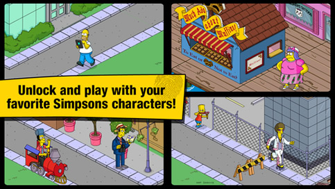 The Simpsons Tapped Out - 4