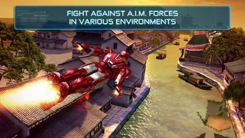 Iron Man 3 The Official Game - 3