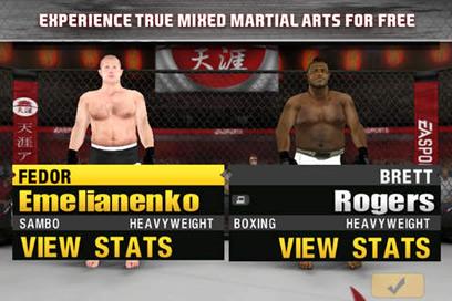 MMA EA SPORTS - 1