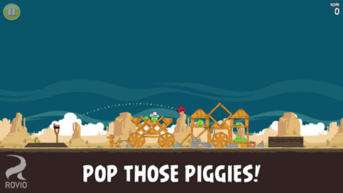 Angry Birds Free - 2