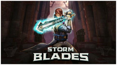 Stormblades - 1