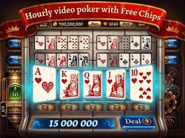 Scatter HoldEm Poker - Texas Online Poker Game - 3