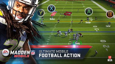 Madden NFL Mobile - 1