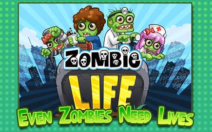 Zombie Life - 1