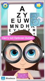 Eye Doctor Kids games - 2