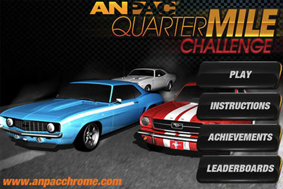 Quarter Mile Challenge Drag Race - 1