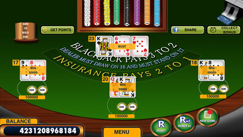 Blackjack 21 - 2