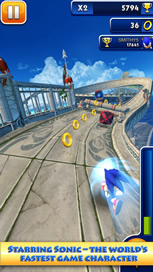Sonic Dash - 2