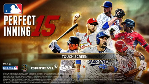 MLB Perfect Inning 15 - 1