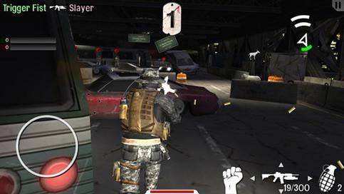 Trigger Fist - 2