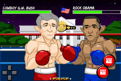Presidential Boxing Full - 3