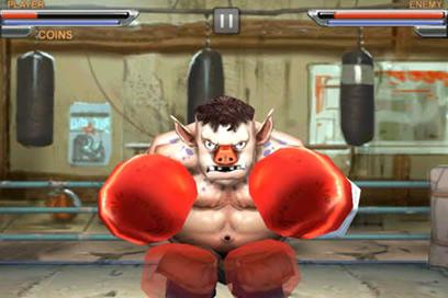 Beast Boxing 3D Free - 1