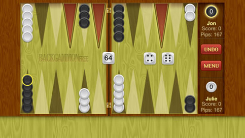 Backgammon Free - 1