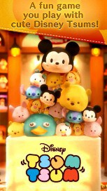 LINE: Disney Tsum Tsum - 1