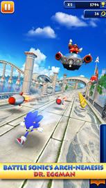 Sonic Dash - 1