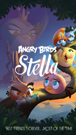 Angry Birds Stella - 1