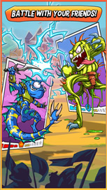 Battles and Monsters - 2