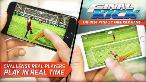 Final Kick: The best penalty free kick game - 1