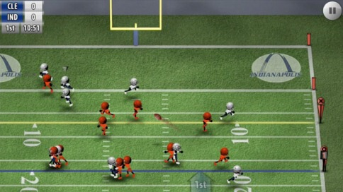 Stickman Football - The Bowl - 4