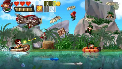 Ramboat: Hero Shooting Game - 2
