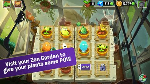 Plants vs Zombies 2 - 4