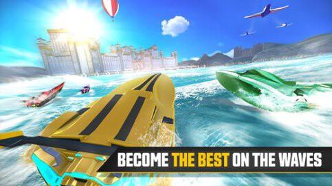 Driver Speedboat Paradise - 3
