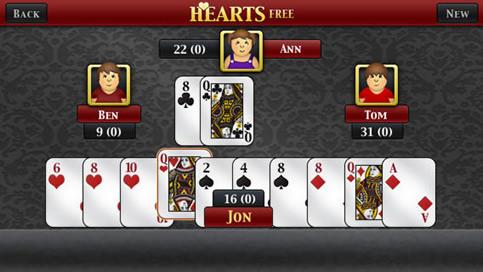 Hearts Free - 1