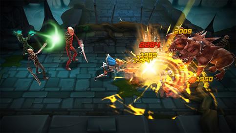 Blade Warrior HD - Epic 3D RPG - 1