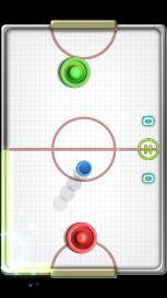 Glow Hockey 2 FREE - 2