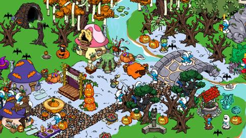 Smurfs Village - 3
