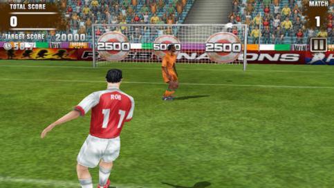 Football Kicks - 3