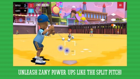 Backyard Sports Baseball 2015 - 2