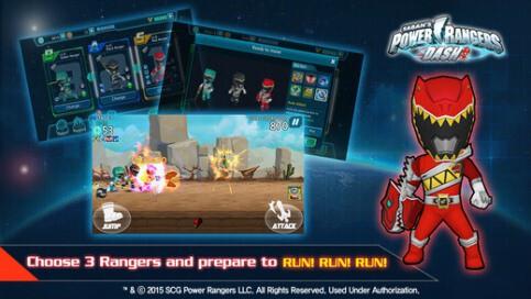 Power Rangers Dash - 57