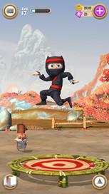 Clumsy Ninja - 3
